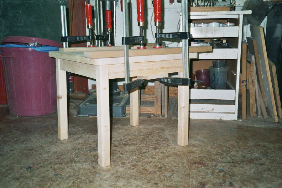 Kleinmöbel bauen (KM2)