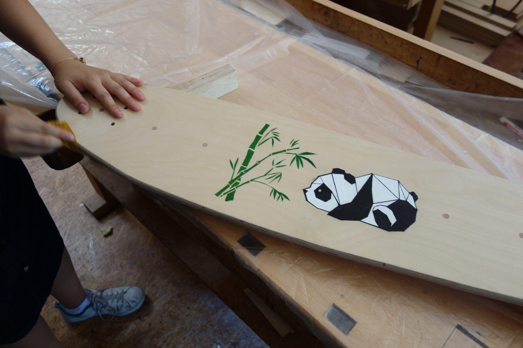 Ferienkurs Longboard