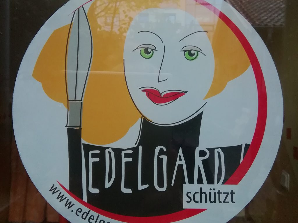 EDELGARD schützt - Wir sind dabei