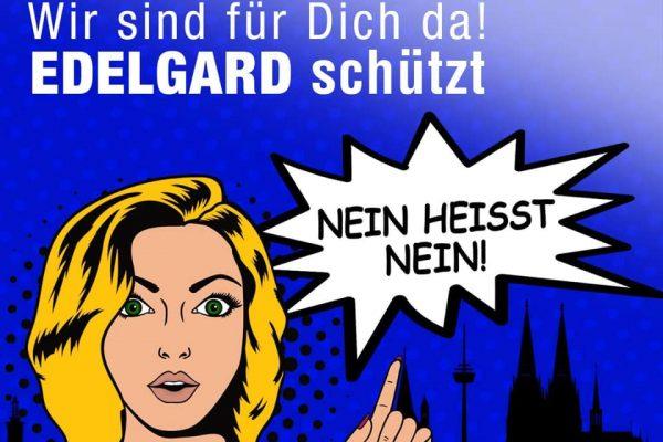 Karneval in Köln: EDELGARD mobil