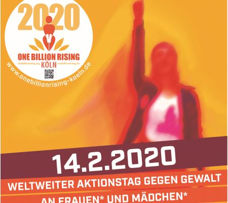 One Billion Rising Köln