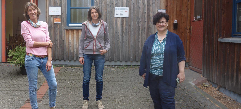 Christiane Martin im Handwerkerinnenhaus