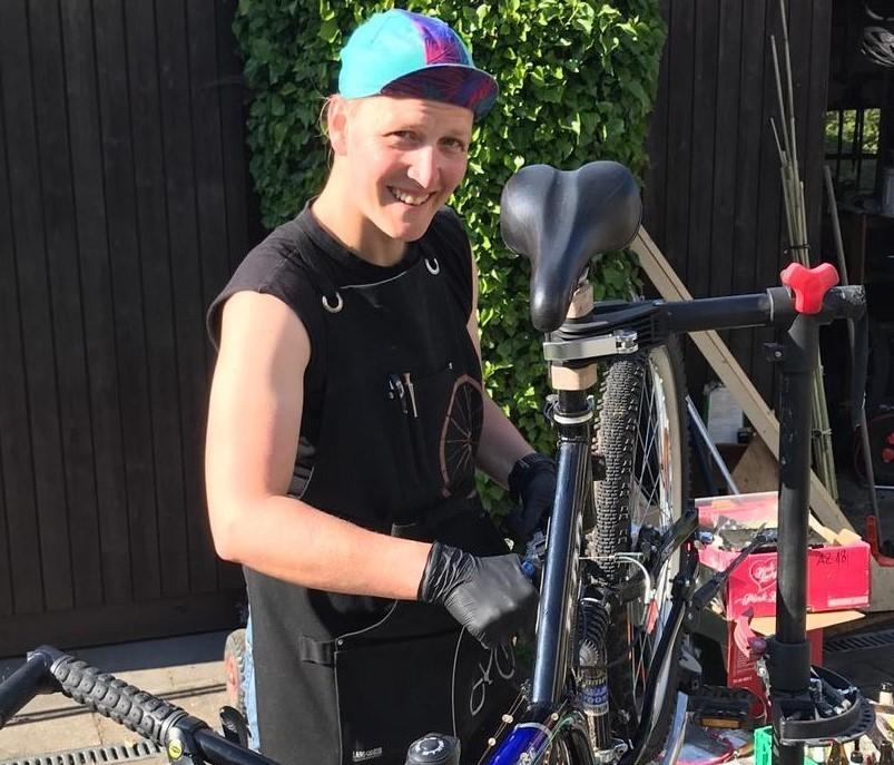 Fahrrad reparieren und pflegen (Fa8)